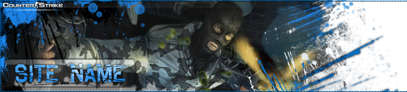 PSD шапка для Counter-Strike
