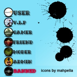 Иконки групп для игровых сайтов ucoz