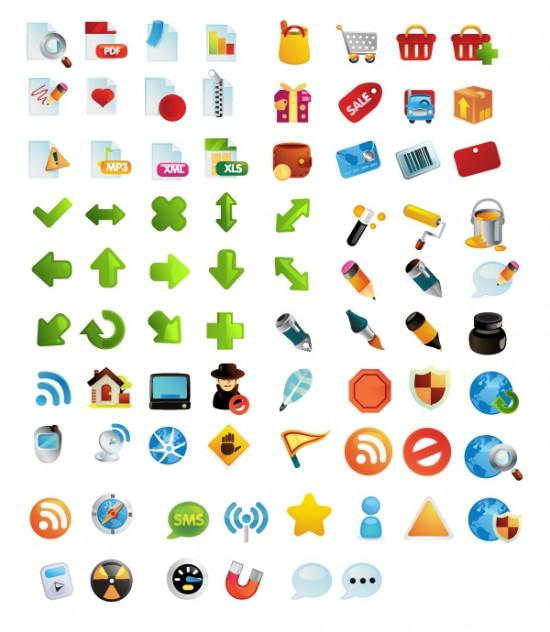 Иконки для Joomla