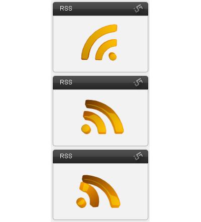 Скрипт блок RSS (3 вида)