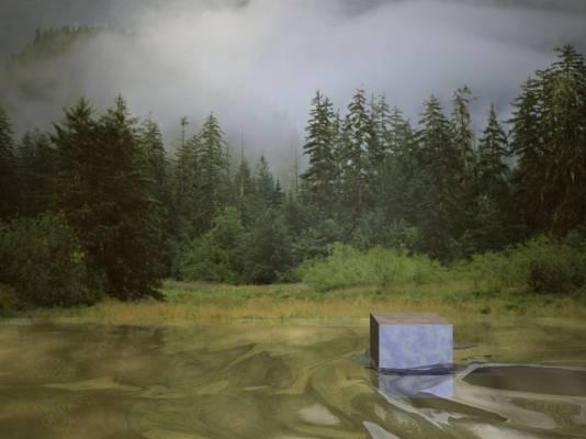 Cinema 4D урок по созданию воды 639619128