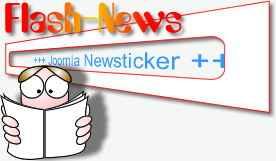 Flash-News - Модуль новостей joomla