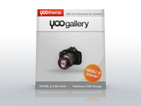 YOOgallery 1.5.4 - Галерея для Joomla