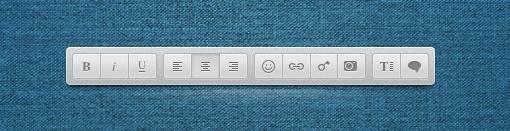Текстовый редактор (PSD)
